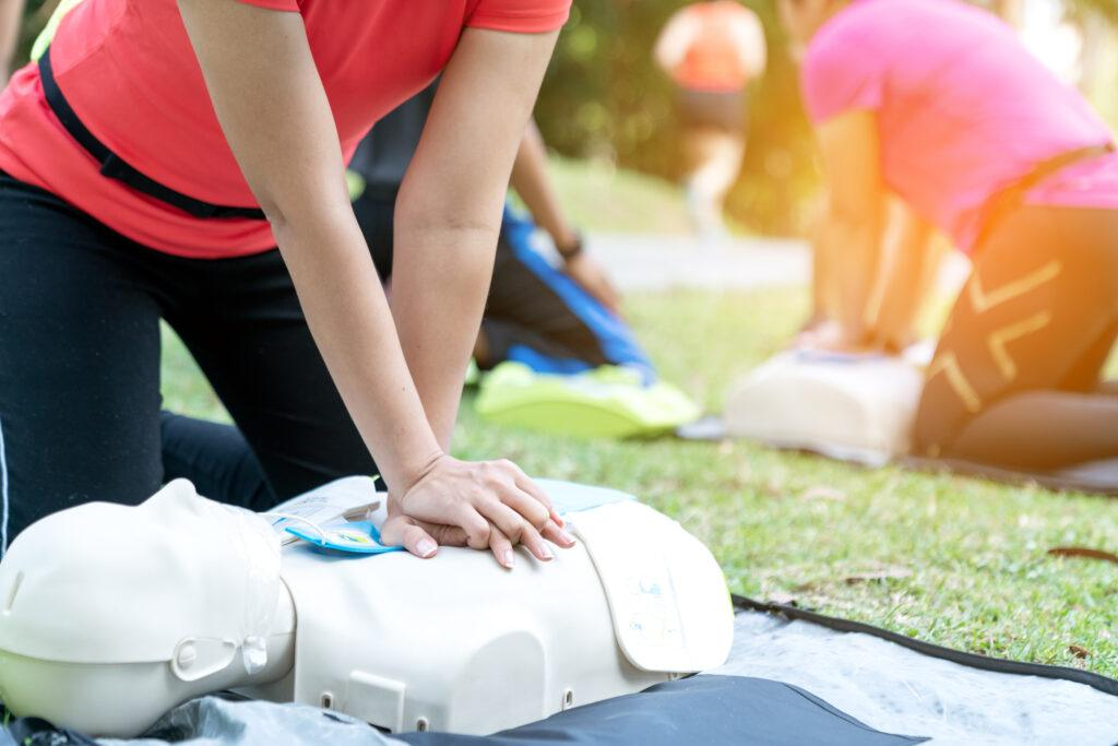 san diego cpr classes and first aid training